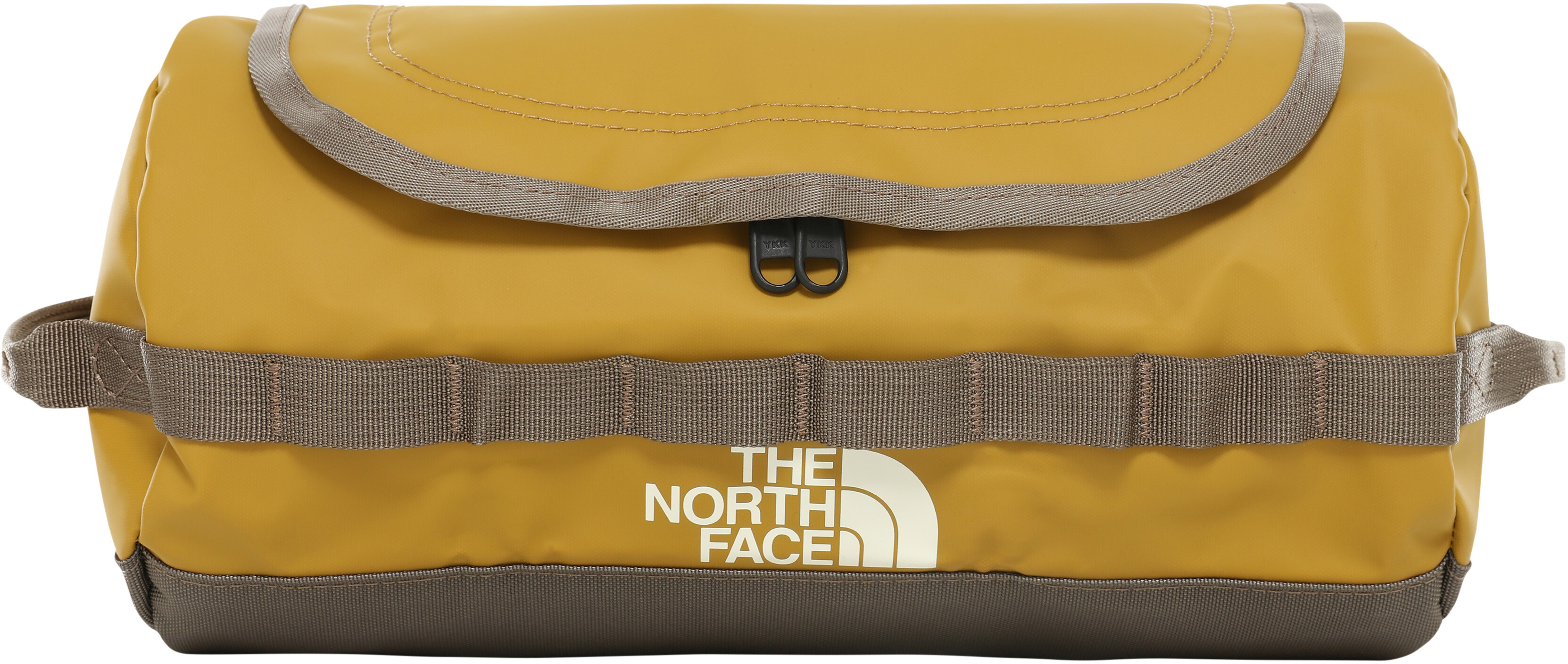 02da26c83 The North Face Base Camp Travel Canister L British Khaki/Weimaraner Brown